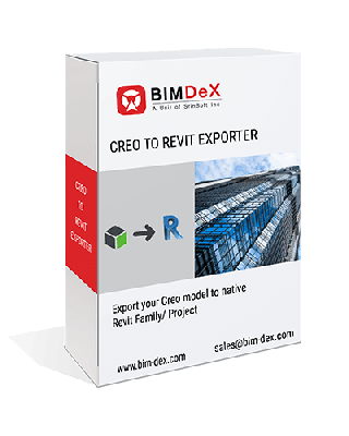 Creo to Revit  Exporter (Professional version)